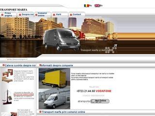Transport de Marfa