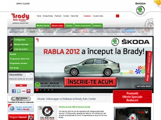 Dealer Skoda Bucuresti