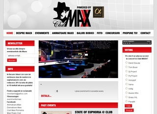 Club Maxx Romania