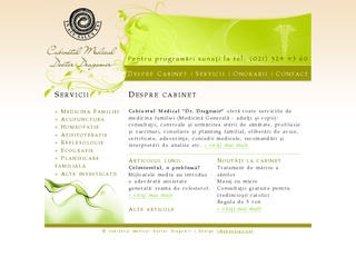 Cabinet Doctor Dragomir
